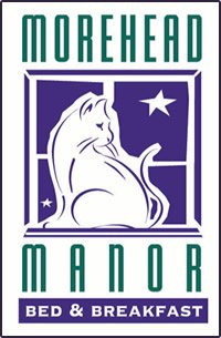 Morehead Manor Bed and Breakfast Logo