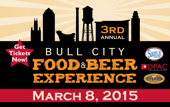 Bull City Food Beer Experience March