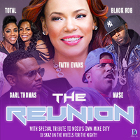 The Reunion Poster - pictures of performers