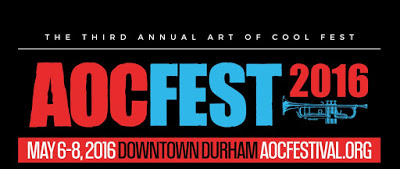 The third Annual Art of Cool Fest, May 6-8, 2016 Banner