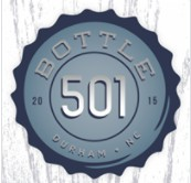 Bottle 501 Logo