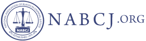 National Association of Blacks in Criminal Justice .org Logo