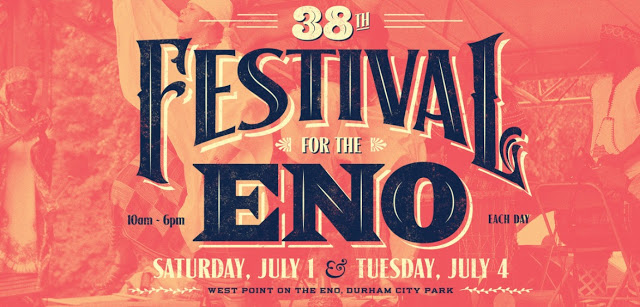 The 38th Festival For the Eno Durham City Park