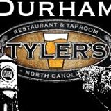 Tyler's Restaurant and taproom sign