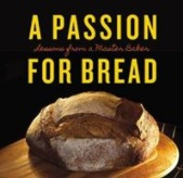 A Passion For Bread with loaf of bread