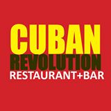 Cuban Revolution Restaurant + Bar sign