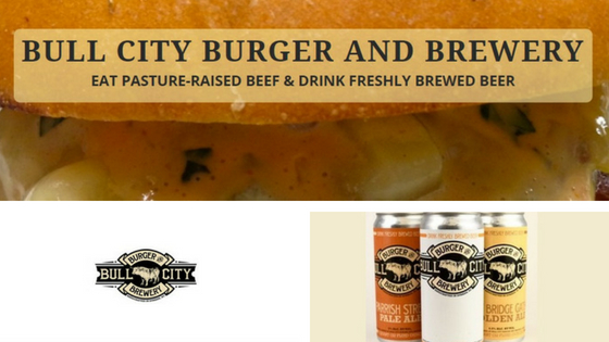 Bull City Burger and Brewery, Eat Pasture-Raised Beef & Drink Freshly Brewed Beer